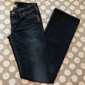 """Silver Jeans """"Frankie"""" bootcut Jean size W28/L35"""